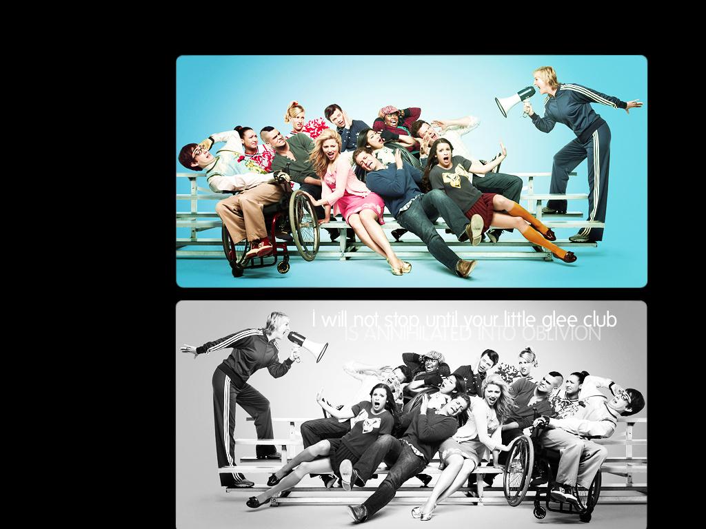 Rachel Berry - glee wallpaper