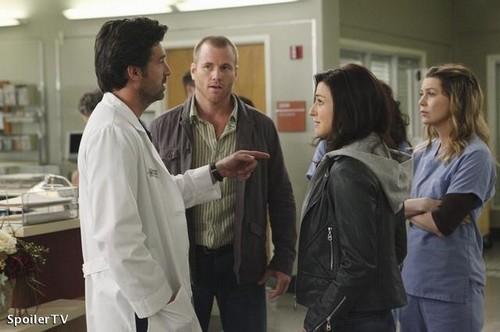 Grey's Anatomy - 7x03 Superfreak - Promo foto-foto