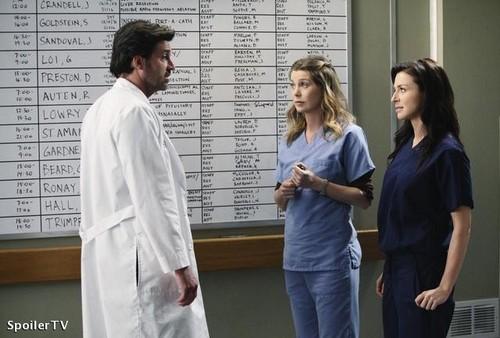 Grey's Anatomy - 7x03 Superfreak - Promo 写真