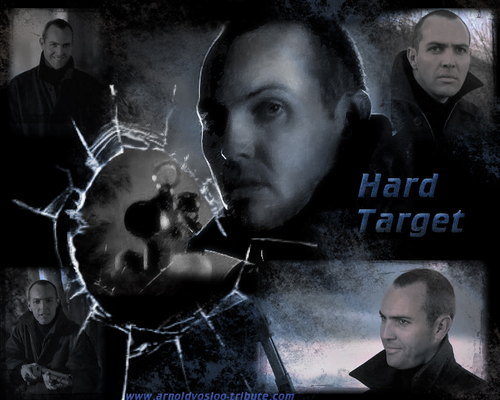 Hard Target - Pik furgão, van Cleaf in Action