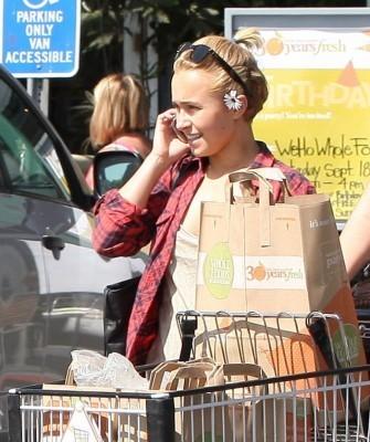 Hayden out in LA