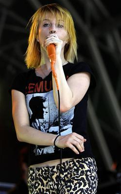 Hayley 2010 Soundwave, Perth