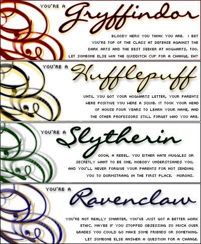 harry potter contra crepúsculo wallpaper entitled Hogwarts Houses