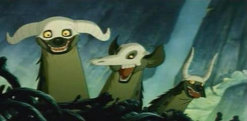 Hyenas from Lion King wallpaper called Hyenas