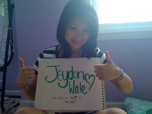 I'm a true Jeydonator;)