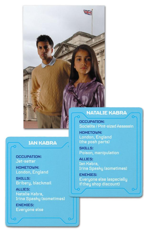 Ian and Natalie