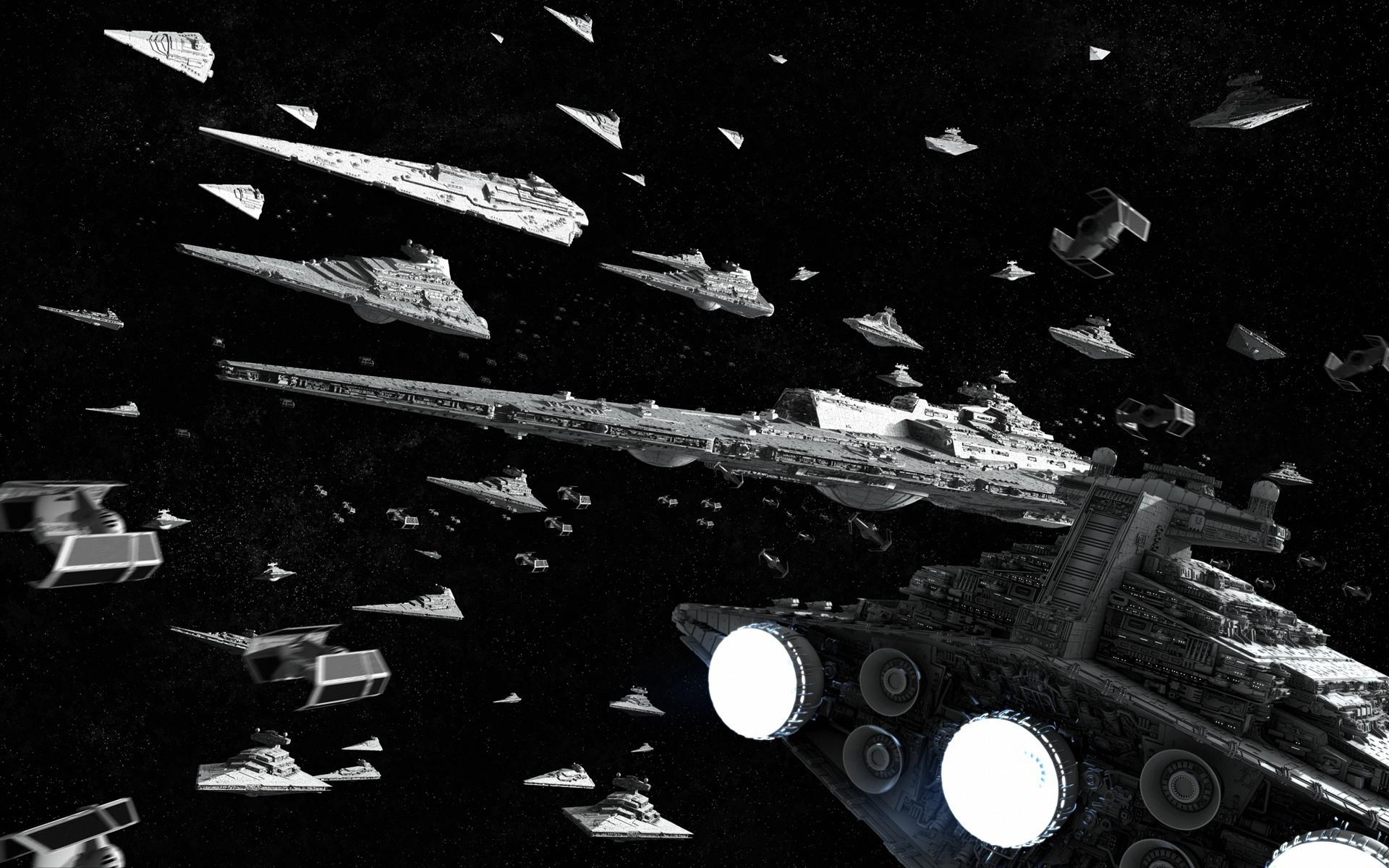 Imperial Fleet Etoile Etoile Star Wars Fond D Ecran 15606909 Fanpop