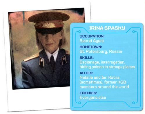 Irina Spasky