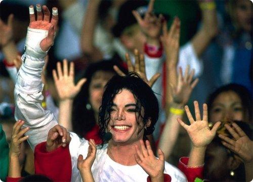 It's MJ!