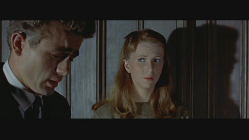 "James Dean in ""East of Eden"" - james-dean Screencap"