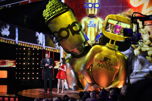 Jason - mtv Movie Awards