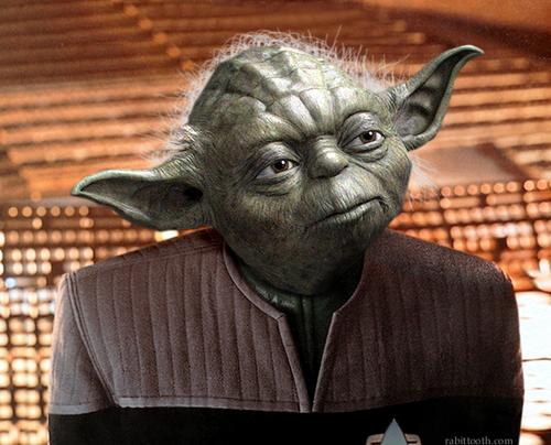 Du hành giữa các vì sao hình nền titled Jedi Master Captain Yoda