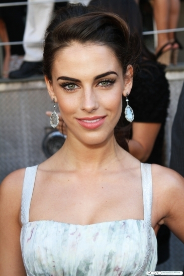 jessica lowndes images jessica @ marchesa spring 2011 during圖片