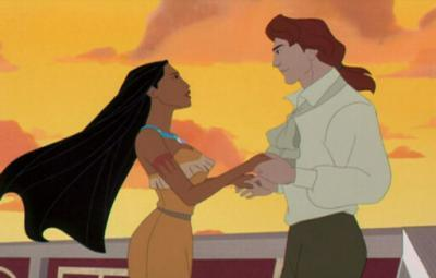 John Rolfe wallpaper with anime titled John Rolfe and Pocahontas - Pocahontas 2 Ending