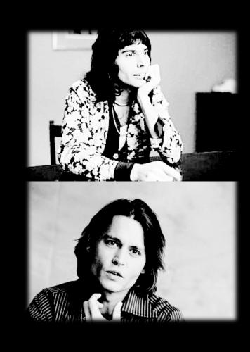 Johnny Depp/Freddie Mercury