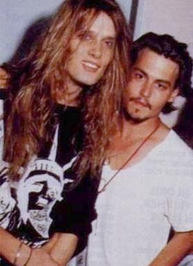 Johnny and Sebastian Bach