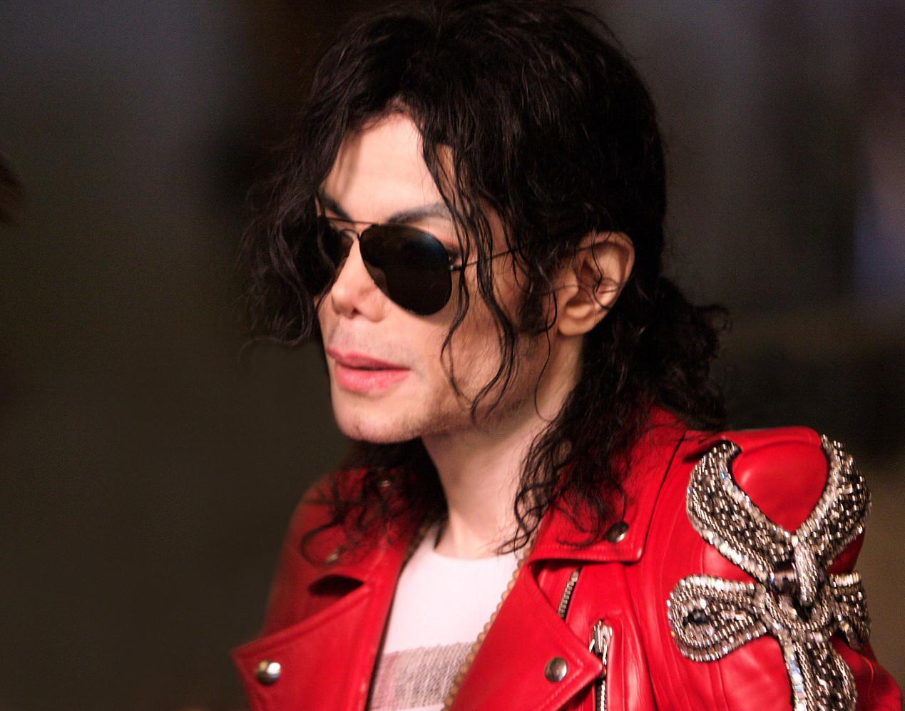 Майкл джексон самое красивое