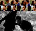 Katherine + Stefan [2x01]
