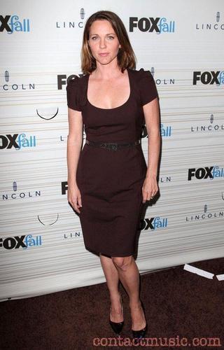 Kelli Williams @2010 Fox Fall Eco-Casino Party