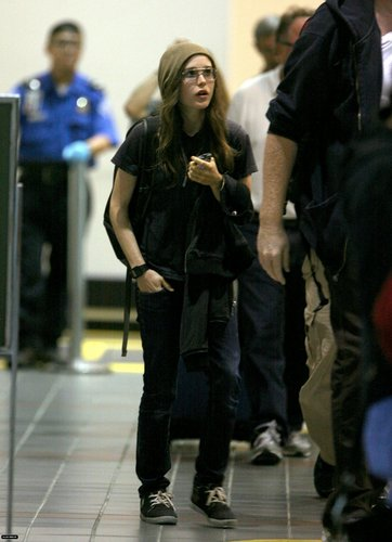 LAX Airport - September 14, 2010