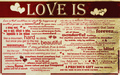love - LOVE IS ... ? wallpaper