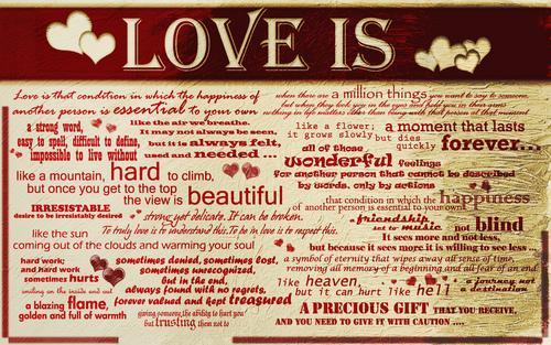 cinta IS ... ?