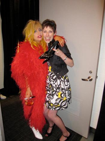 Lady GaGa - Behind The Scenes
