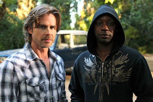 Lafayette and Sam
