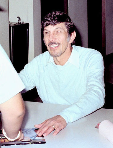 Leonard Nimoy 1980