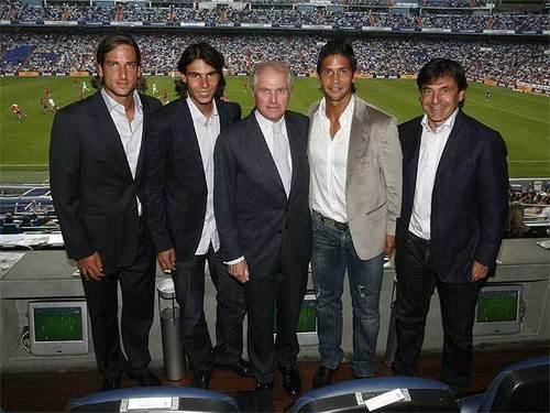 Lopez,Nadal and Verdasco