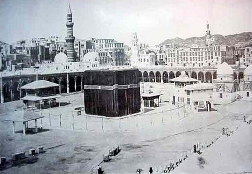 MAKKAH in the past  - islam photo