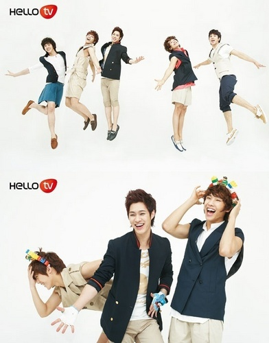 MBLAQ @Hello TV