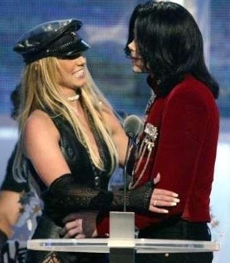 MJ & Britney