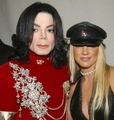 MJ & Britney - michael-jackson photo