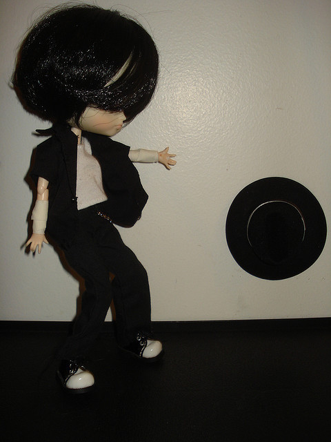 MJ- what a doll :)