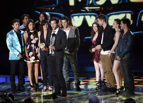 MTV Movie Awards 2010 - On Stage (HQ)