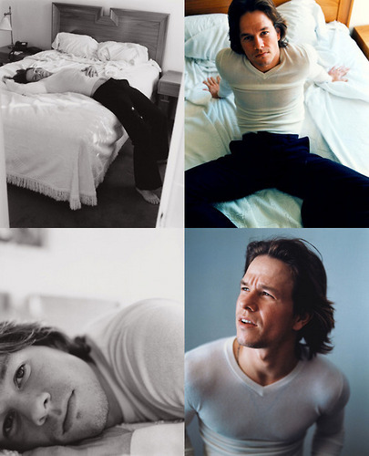 Mark Wahlberg fondo de pantalla with a bedroom, a hotel room, and a twin cama called Mark Wahlberg