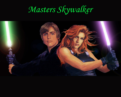 Masters Luke & Mara Skywalker