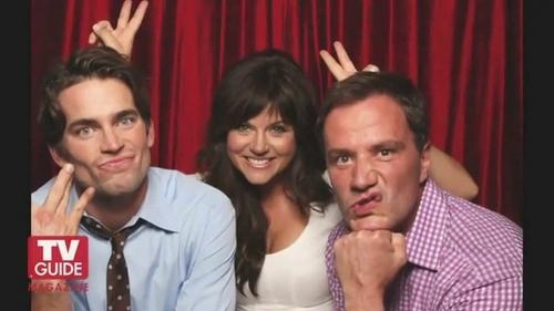 Matt, Tim & Tiffani