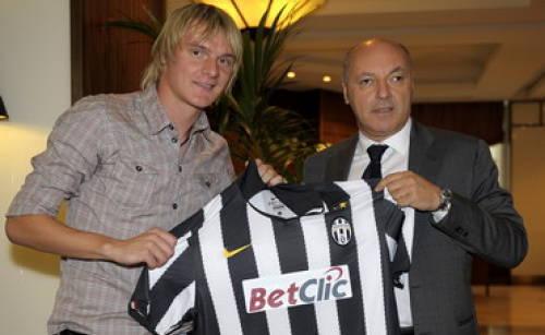 Milos Krasic-Juventus