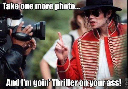 Mehr Funny Macros of MJ...