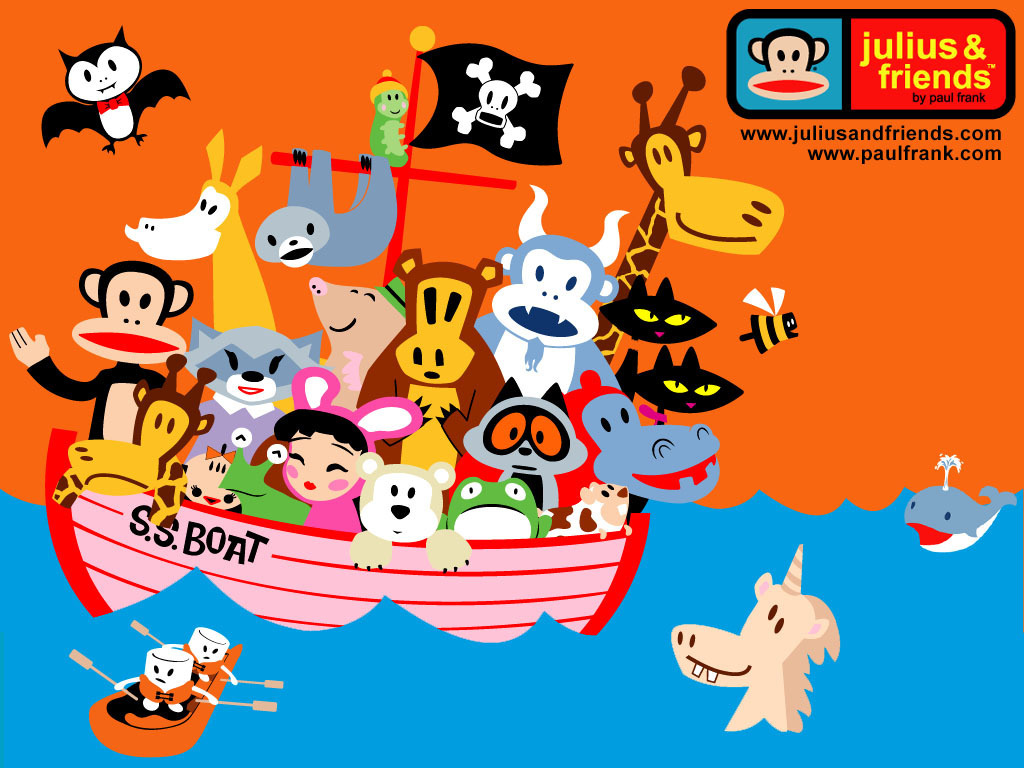 More pf - Paul Frank 1024x768 800x600