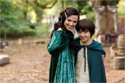 Morgana and Mordred