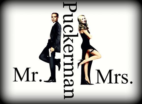 Mr. & Mrs. Puckerman #2