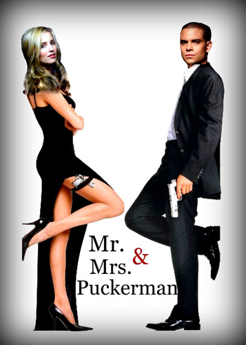 Mr. & Mrs. Puckerman
