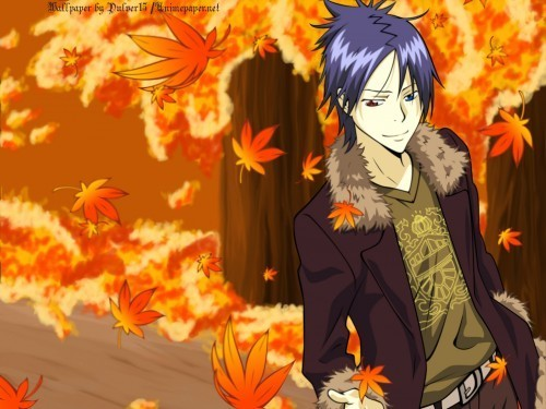 Mukuro in autumn