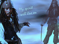 captain-jack-sparrow - My spirit (2) wallpaper