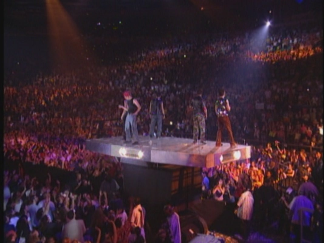Nsync And Britney Spears Tour