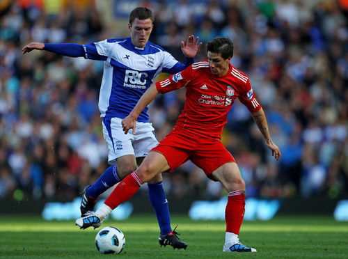 Nando Liverpool(0) vs Brimingham City (0)