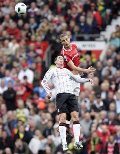 Nando Liverpool(2) vs Manchester United(3)